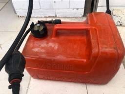 Tanque gasolina lancha ou bote