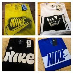 Kit 3 Camisas Multimarcas - 12x S/ juros