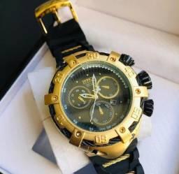 Relógio Invicta Thandbolt Borracha