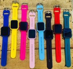 Relógios led várias cores disponíveis atacado e varejo