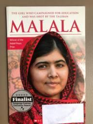 Livro Malala  versão inglês