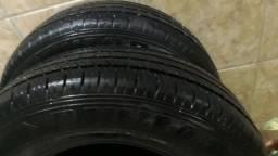 2 pneus novos  175/70/13 fabricante  dulop