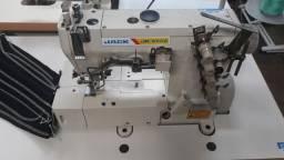 Máquina Costura Jack JK 8568 Galoneira Industrial