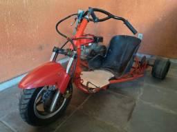 Kart Trike 212cc Motor Kawashima