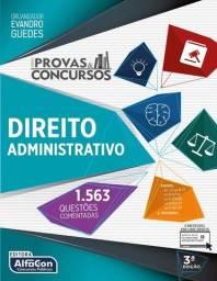Provas E Concursos - Direito Administrativo Capa Comum 3ª Edição