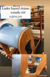 Aparelho de Pilates barrel
