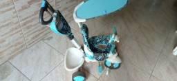 Smart Trike Dream Azul 4 em 1- Carrinho Bebê