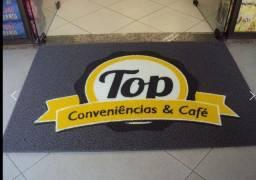 Entrega grátis em Porto Alegre!! Tapetes Personalizados para sua empresa