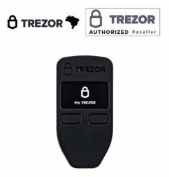 Trezor One Hardware Wallet Nova Lacrada