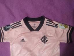 Camisa do inter rosa feminina nova