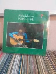 Vinil Compacto Michael Jackson - Music & Me 1973