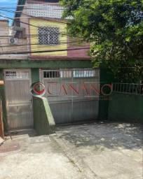 Casa de vila à venda com 2 dormitórios em Higienópolis, Rio de janeiro cod:BJCV20036