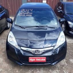 Título do anúncio: Honda fit automatico 2014 único dono!