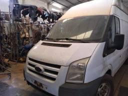 Sucata para retirada de peças ford transit 2011