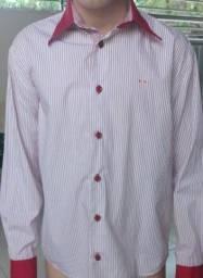 Camisa masculina Herrero