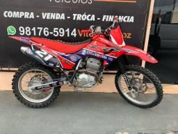 Honda Tornado 330c Preparada Velocross motocross trilha - Parcela cartão 18x