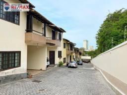 Casa com 3 dormitórios à venda por R$ 390.000 - Glória - Macaé/RJ