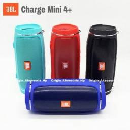 Caixinha de Som charge mini4+