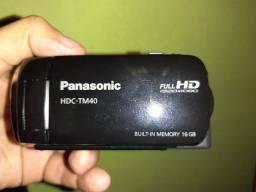Vendo câmera FULL HD Panasonic