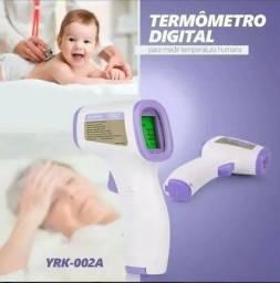 Termômetro Digital Infravermelho Portátil Yrk-002a