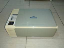 Impressora multifuncional HP Photosmart em ótimo estado