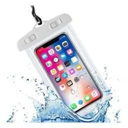 Capa de celular a prova d'água