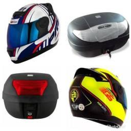 Equipamentos para moto e motociclista