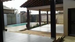 Excelente casa 03 Qtos c/piscina- Centenário