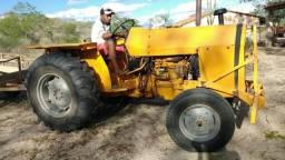 Trator Massey Fergusson 235 ano 86