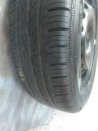 Roda com pneu 175/70/14