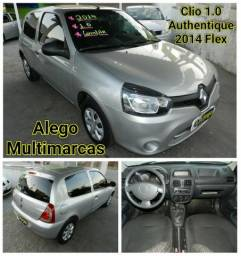 Clio 1.0 2P Authentique Entr 1.999 + Parc - 2014