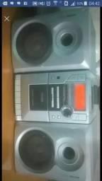 Rádio mini micro system