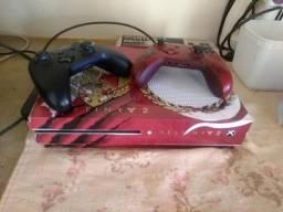 Vendo Xbox one s 1 terá + jogos e 2 controles