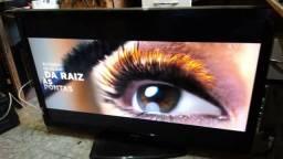 Tv philips 52 polegadas full hd em otimo estado de conservação