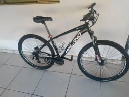 Bicicleta aro 29 com tudo Shimano