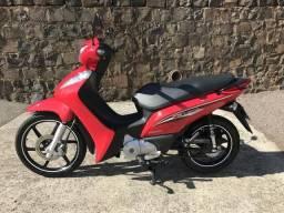 Honda Biz 125 Flex 2017 - 1280km - 2017