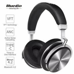 Fone de ouvido Bluedio T4s novo na Caixa promoção