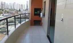 Belíssimo apartamento no umarizal 65 m² mobiliado 2/4 sendo 1 suíte 1 vg