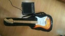 Kit Guitarra Skp Iniciantes