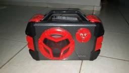 Caixa de som Multilaser R$230,00