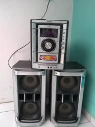 Som Sony MHC_GNX90