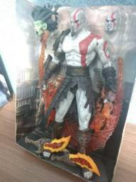 Kratos God Of War Neca 30cm Colecionador Action Figure