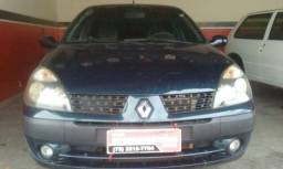 RENAULT CLIO 2006/2006 1.0 AUTHENTIQUE SEDAN 16V GASOLINA 4P MANUAL - 2006