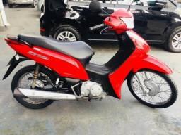 Honda Biz ES 125 com partida eletrica (unica dona) - 2012