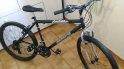 Bicicleta aro 26 Sundown com marchas bem conservada