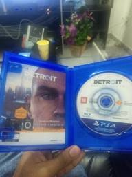 Detroit Ps4 com DLC
