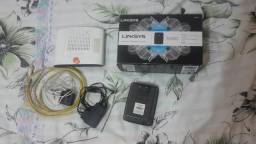 Repetidor de sinal linksys, Modem roteador oi