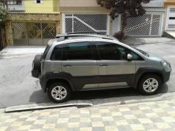 Fiat Idea Adventure 2011/2012 1.8 16V Flex Automatizado - 2011