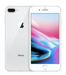 Iphone 8 plus com todos os acessórios
