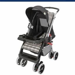 Kit de bebê conforto e carrinho de passeio